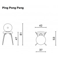 Serralunga Ping, Pong en Pang