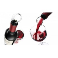 vacu-vin-wine-server-crystal-box - 18540612