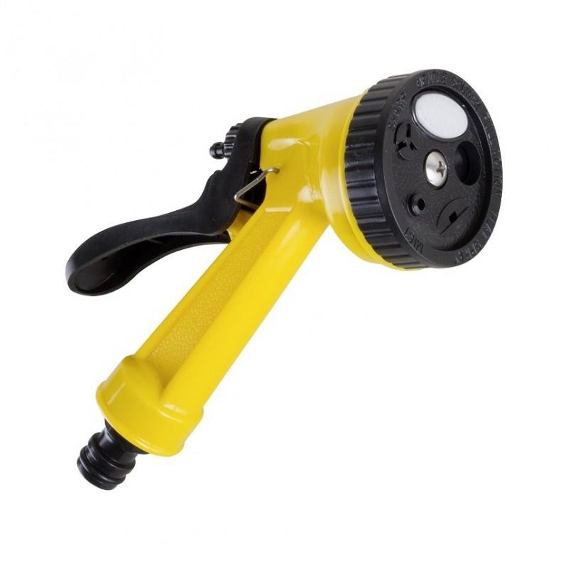 Pocket hose nozzle