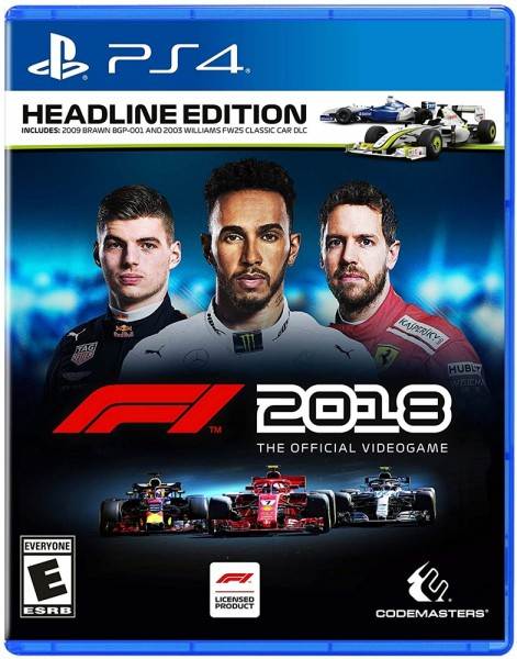 Formula 1 (F1 2018)