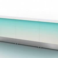 Moree Modulaire 3 meter verlichte bar als set