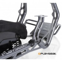 playseat-sensation-pro-gearshift-holder-metallic - R.AC.00120