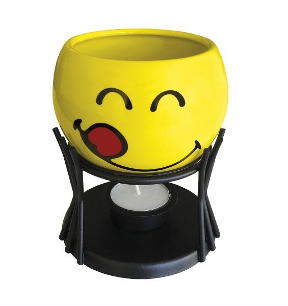 Smiley 2.0 Fondueset Chocolade Emoticon Yummy
