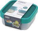 Joseph Joseph Go Eat Compact Saladebox 3 in 1