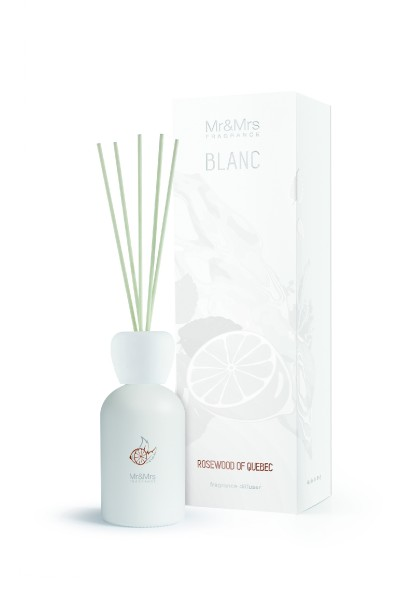 Mr & Mrs Blanc Diffuser Nr 05 Rosewood of Quebec