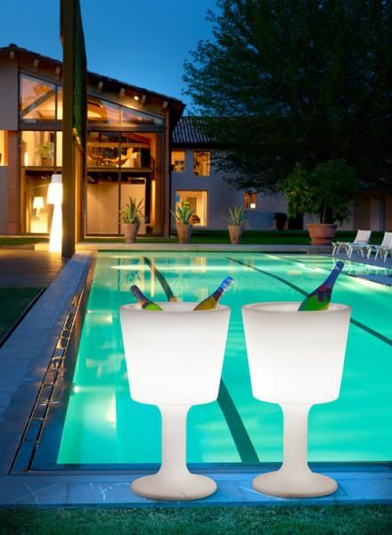Slide Design Light Drink