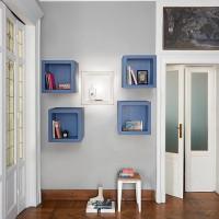 Slide Design Open Cube Verlicht