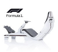 Playseat® F1 White Official Licensed F1