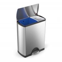 simplehuman-afvalemmer-classic-recycler-3016-liter - SH 006826