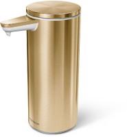 simplehuman-zeepdispenser-sensor-oplaadbaar-266-ml-rvs-brons - SH 021942