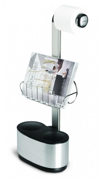 Simplehuman Toiletrolhouder - Tijdschrifthouder