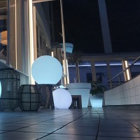 DEMO Atmosfera Verlichte Bol 40cm (House of Talent)