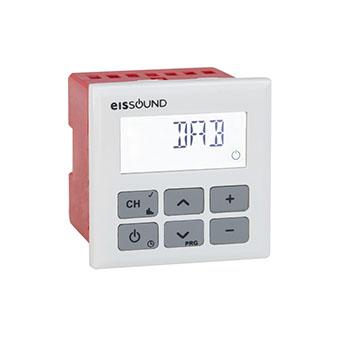 KBSOUND® In Wall FM/DAB Display Control Unit