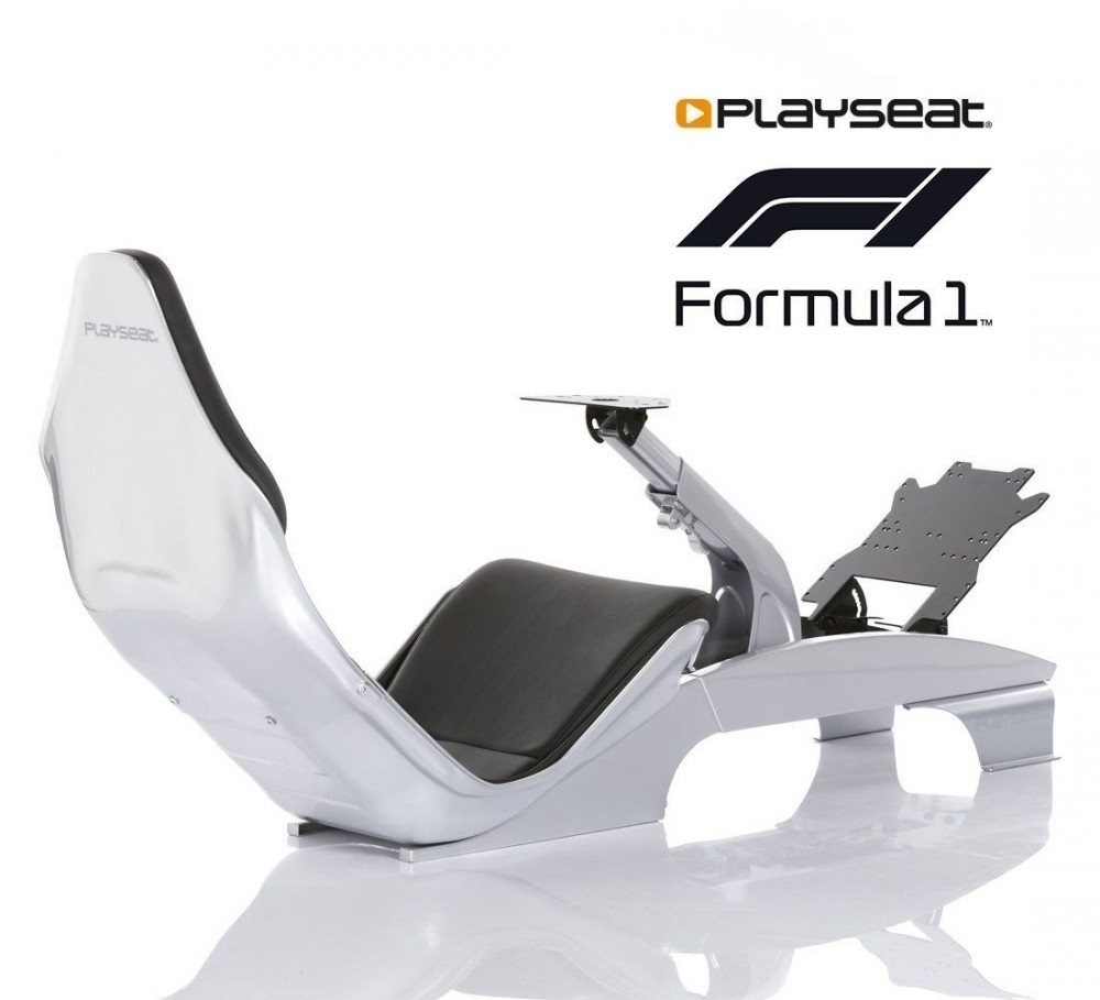 Demo Playseat® F1 Zilver