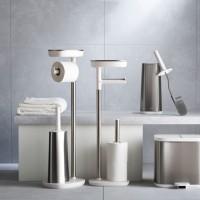 Joseph Joseph Flex Toiletborstel - Incl. RVS houder
