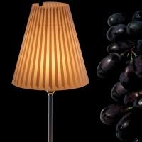 Belle Helene wijnglaslampenkapjes