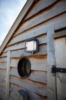 Lutec Curtis Led Solar wandlamp