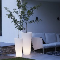 Elho Pure Straight High Smart LED 50