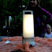lutec-dragonfly-draagbare-zilveren-solar-lamp - 6904101337