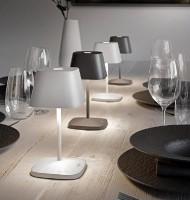 Villeroy & Boch Neapel Tafellamp Antraciet