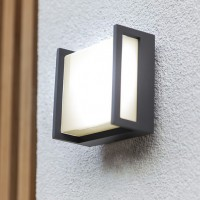 lutec-qubo-kleine-wandlamp - 5195401118