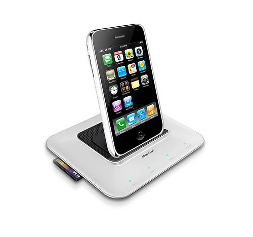 iPod/iPhone MacAirUSB hub docking (DWP001)