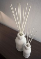 Mr & Mrs Blanc Icon Diffuser Reed Wit 1 liter