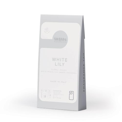Mr & Mrs Geurhanger Kast en Deur Bianco White Lily - Wit