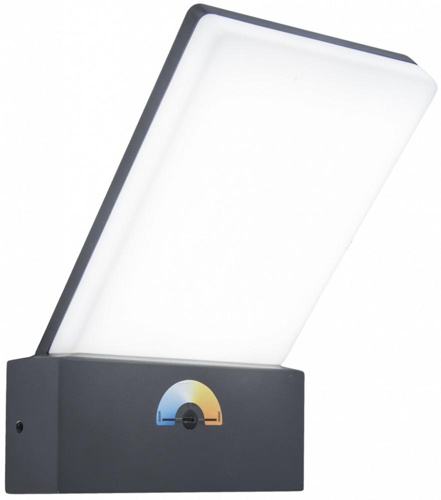 Lutec Pano LED-buitenwandlamp