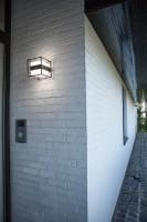 Lutec Cruz LED-buitenwandlamp