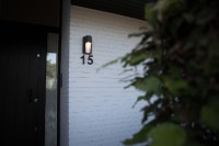 Lutec Urban LED-buitenwandlamp