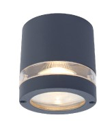 lutec-focus-gu10plafonlamp-zwart - 6304201118