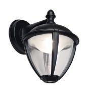 lutec-unite-ledbuitenwandlamp-zwart - 5260201012