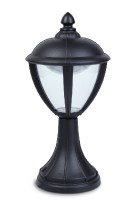 lutec-unite-ledsokkellamp-zwart - 7260401012