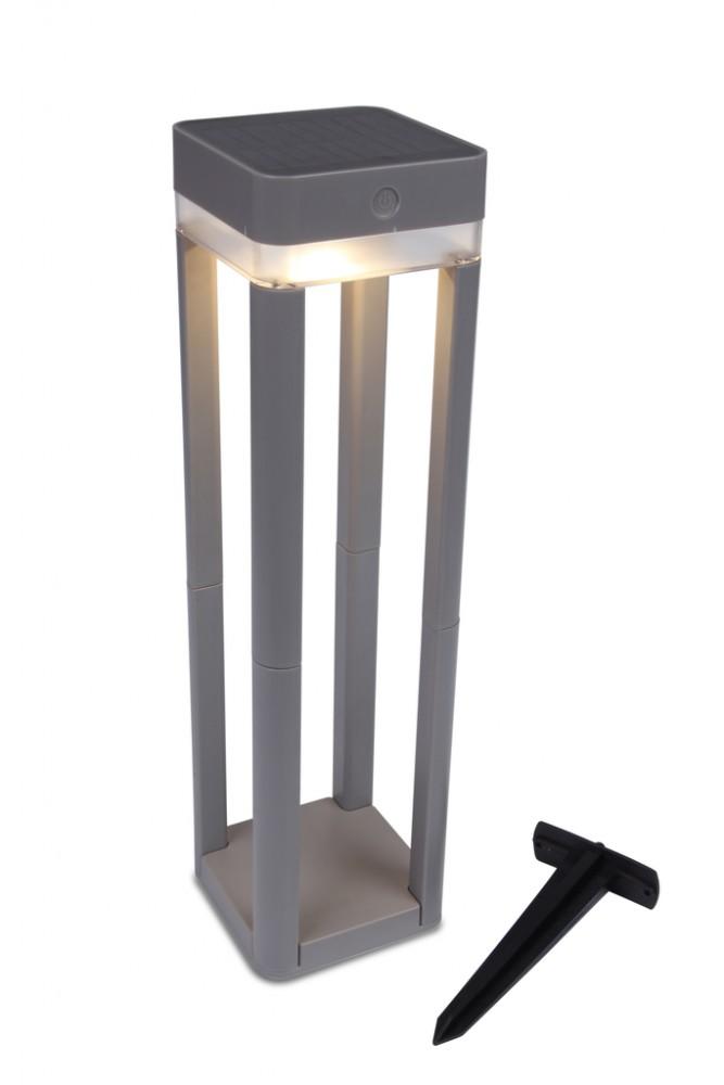 Lutec Table Cube LED-Solarlamp/Buitenlamp