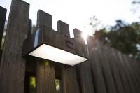 Lutec Brick LED-Solarlamp