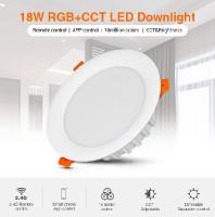 milight-downlight-ledpaneel-18w-rgbcct - FUT065