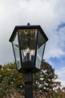 Lutec London Solar E12-Tuinlamp