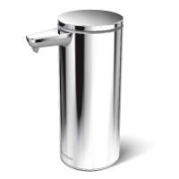 simplehuman-zeepdispenser-sensor-oplaadbaar-266-ml-rvs-glimmend-zilver - SH 020426