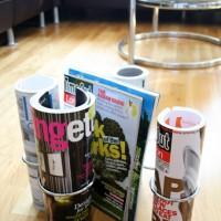 Ring Magazine Houder