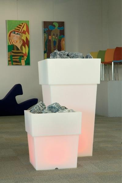 Bloembak Maranello LED