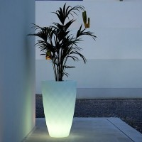 vondom-isla-pot-100-wit