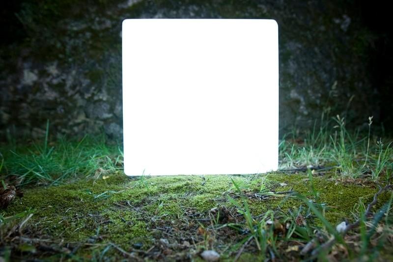 Smart & Green Cube 35 LED oplaadbaar
