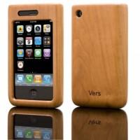 Houten case voor  Iphone 3G/GS