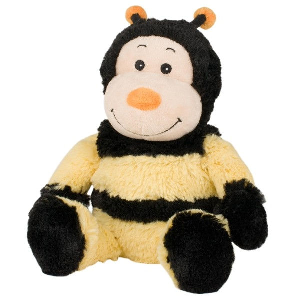 Op Kids Plus is alles over gadgets te vinden: waaronder magnetronberen en specifiek Beddy Buddie Bij