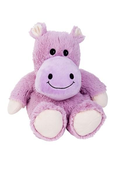 Op Kids Plus is alles over gadgets te vinden: waaronder magnetronberen en specifiek Beddy Buddie Nijlpaard Lila