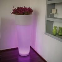 Bloempilaar Pisa LED