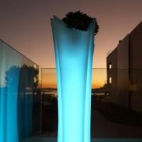 Vondom Alma Macetero LED