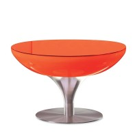 Moree Lounge Table 55 LED Verlicht