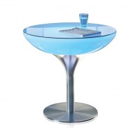 Moree Lounge Table 75 LED Verlicht